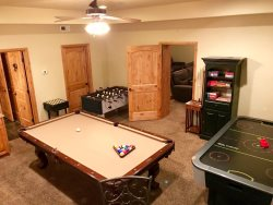 Lower Level - Game Room